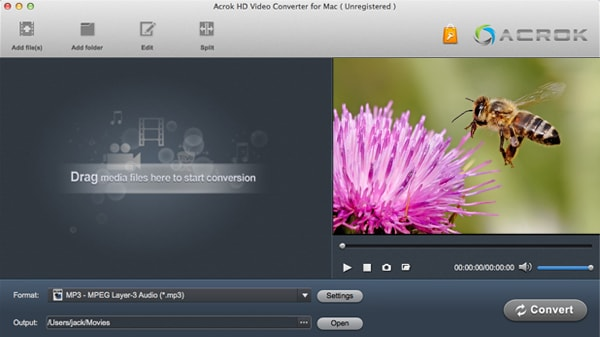 BlackMagic 4K Video Converter
