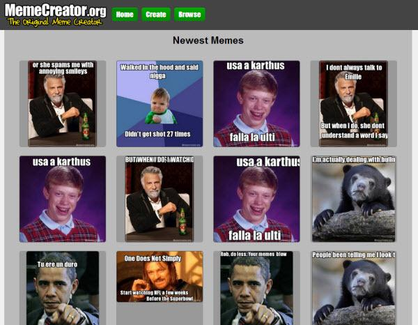 how to create a photo meme