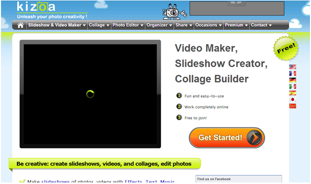 online video maker