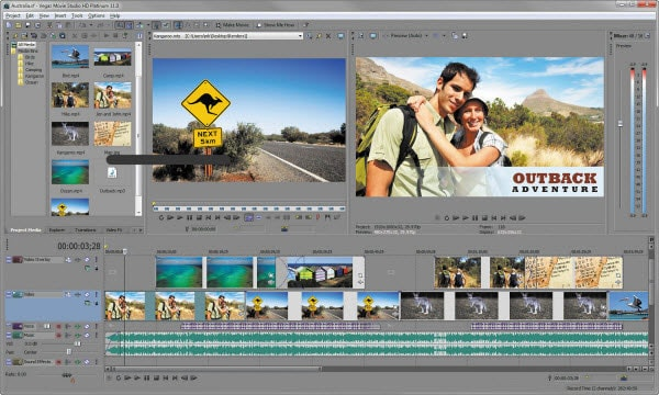 free hd video editing