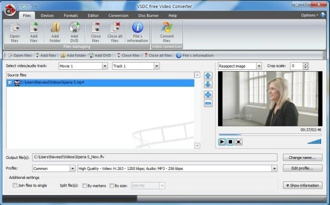 free mp4 video compressor