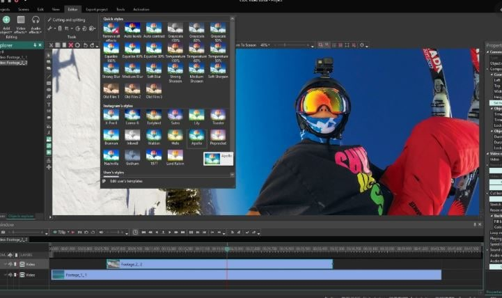 edit quicktime movie