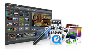 Manage Various Video, Audio and Photo Formats