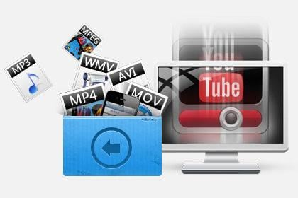 YoutTube mass downloader