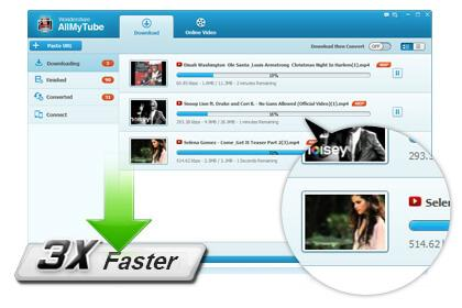 Download Videos 3X Faster and Even More