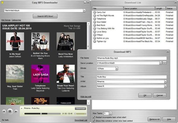 10 free online music downloader