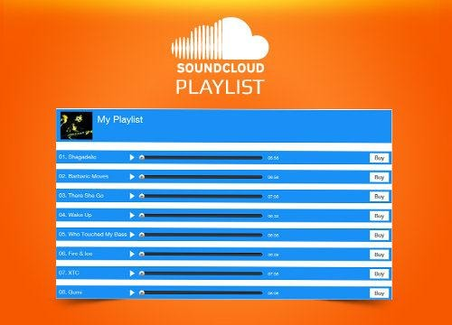 2 ways to download Soundcloud playlist manually and using Soundcloud playlist downloader