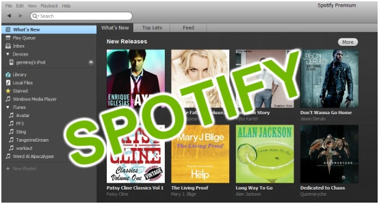How to upload music to spotify or add songs to spotify