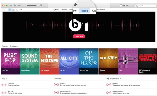 Apple Music Radio