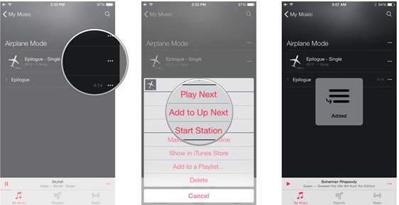Tips for Apple music app