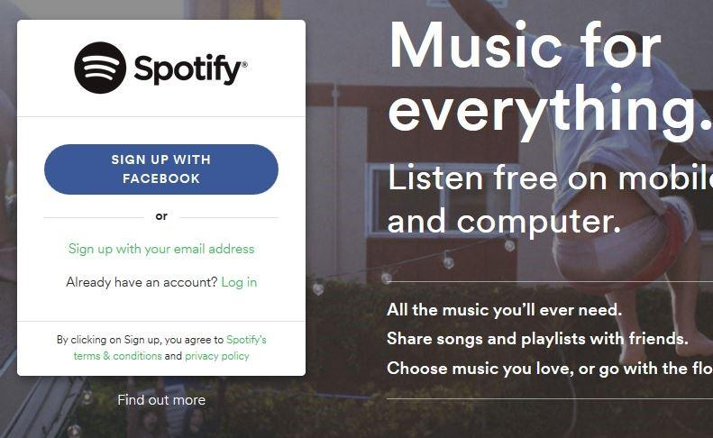 Tips for beginner spotify username,spotify password