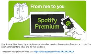 Do you know these ways to get Spotify gift card