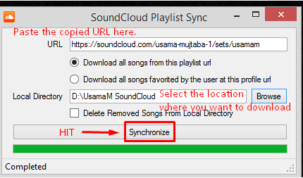 Easy Way to Download Soundcloud Playlist
