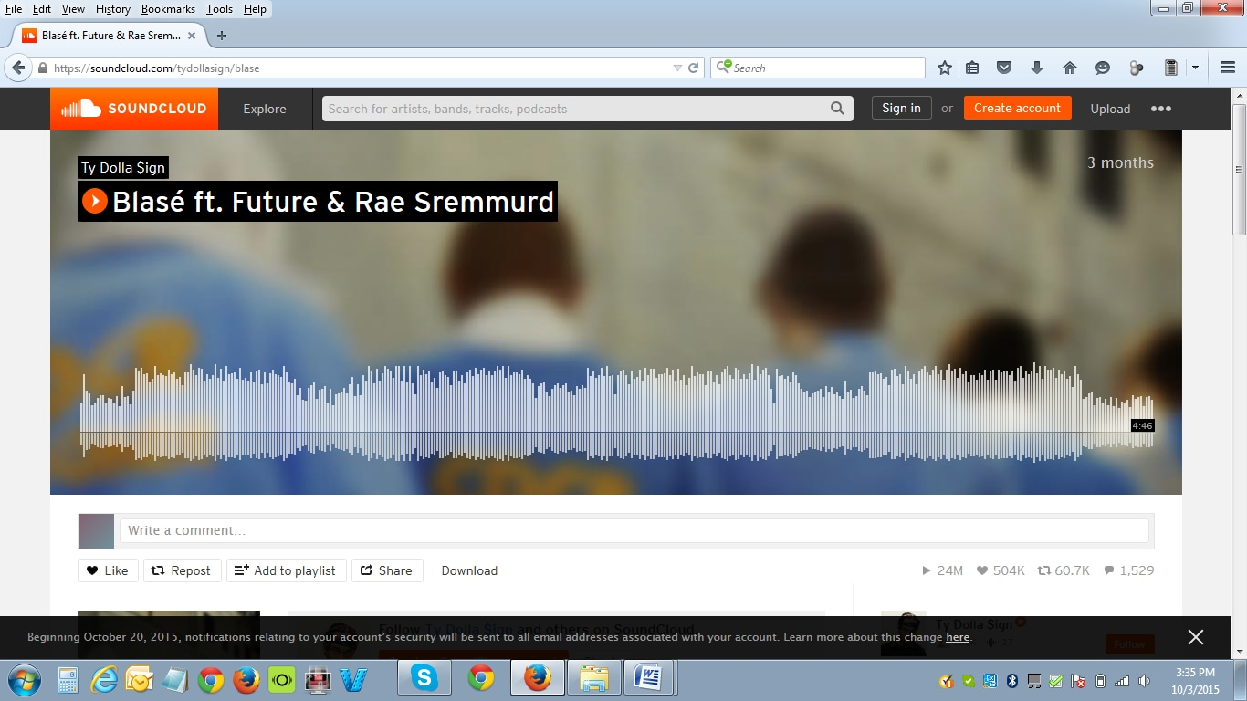 Tips for Soundcloud download Firefox