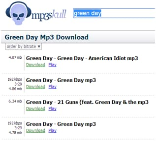 Download Music and MP3 Albums for Free Online Without Registration