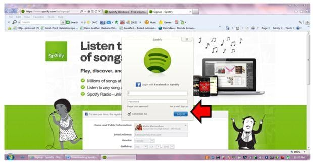 Listen Spotify music on Spotify PC