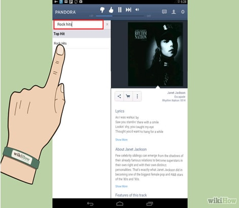 Pandora radio download for android