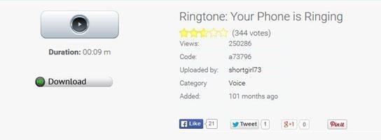 Top 5 ringtones app