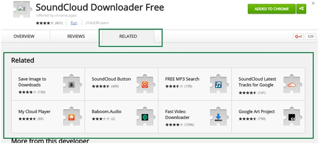 How to download from soundcloud chrome directly