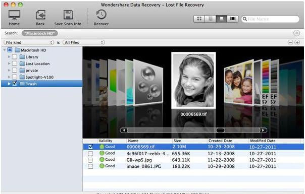 Recover Lost Data on Mac OS X El Capitan