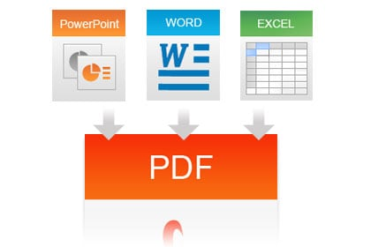 Save Files as PDF Documents (Only for PDF Converter Pro)
