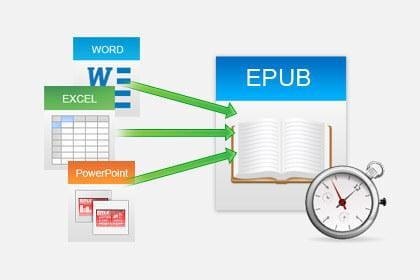 Build EPUB EBooks with High Efficiency