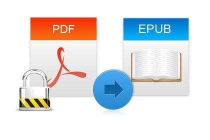 Support Building EPUB from Encrypted PDFs