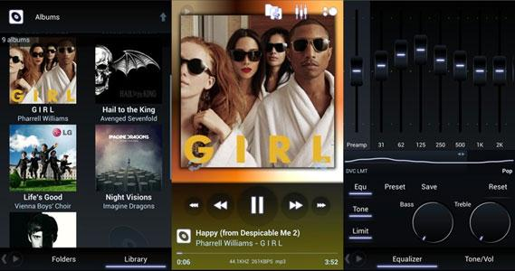 buy music on Android in Android apps