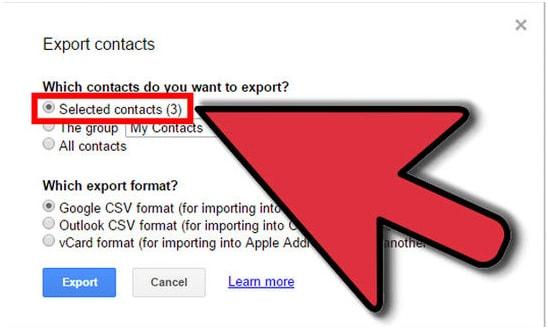 transfer-google