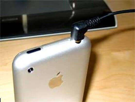 check iphone headphone jack