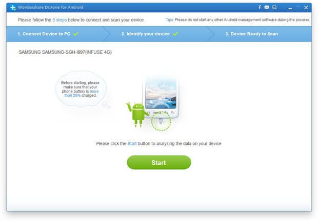 recover sms messages samsung