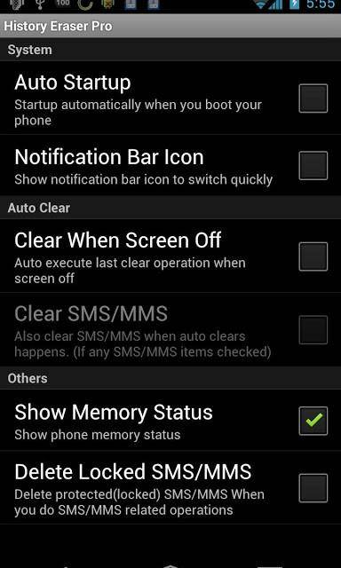 5 steps to erase cache, cookies, and history on Android phone