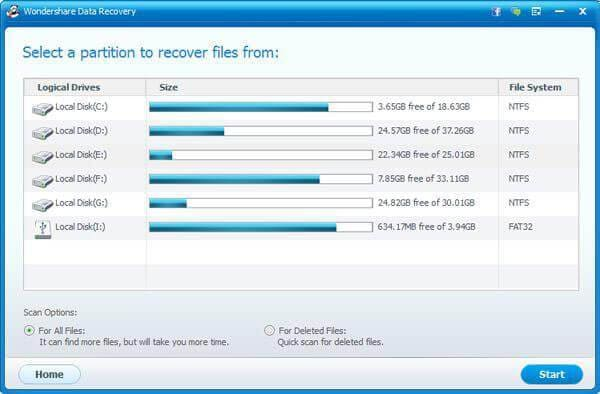 recover files from raw usb drive