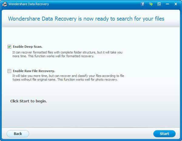 recover files from toshiba hdd