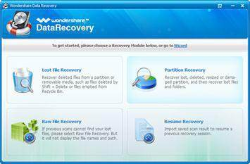 recovery partition vista