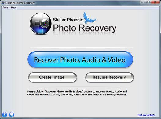 free photo recovery software