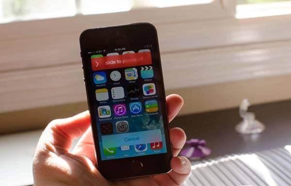 עדכון מעודכן ההדרכות שלב אחר שלב כיצד לתקן סדוק iPhone 5/5s מסך WS-56