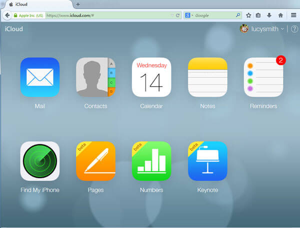 how to retrieve contacts from icloud backup