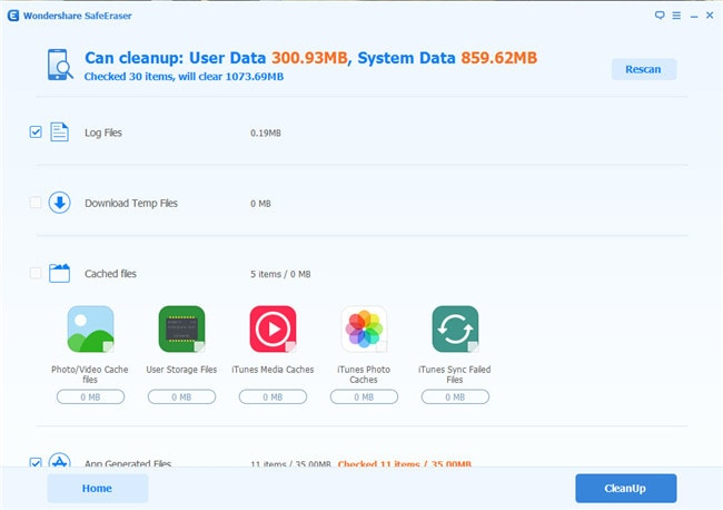 PhoneClean Alternative: How to Clean Your iPhone in 1-click
