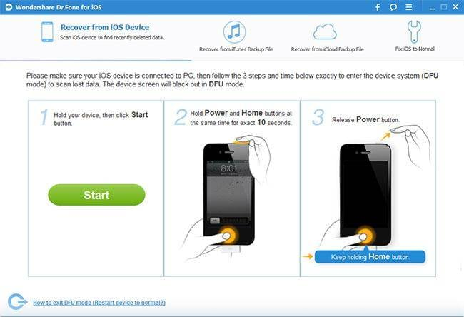 recover data before unlock ipod touch 4