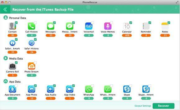 Top 5 Free iTunes Backup Extractor