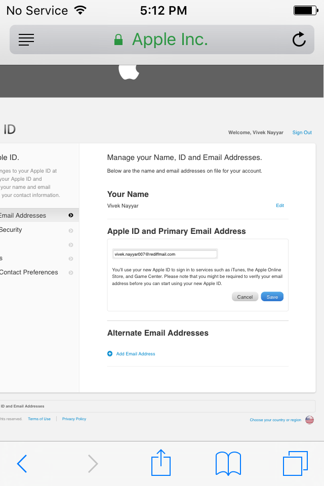 Full Guide to Change Your iCloud Account