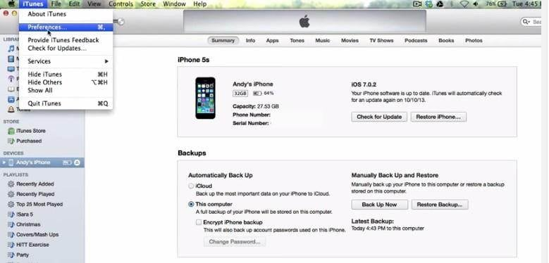 how to download itunes on iphone