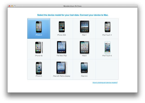 iphone sms recovery mac
