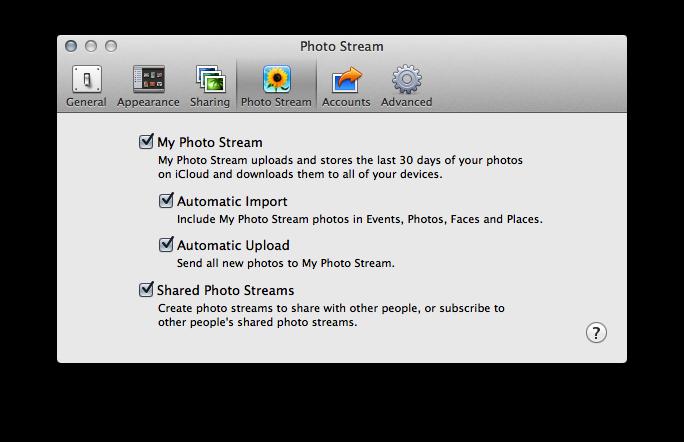 Four simple ways to access iCloud photos