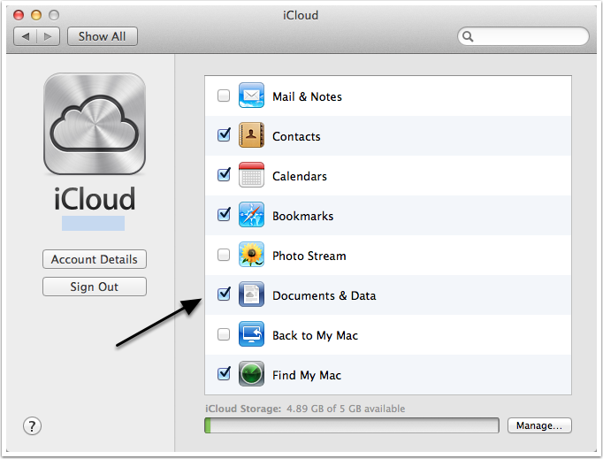 document storage how to use icloud for document storage With how do i store documents in icloud