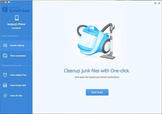 clean up junk files