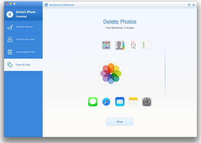 wondershare safeeraser for mac user guide
