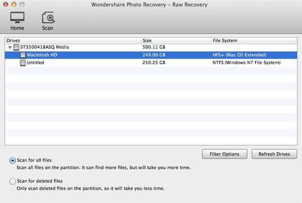 Photo Recovery for Mac User Guide
