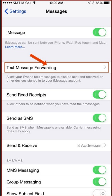 fix-problems-not-sending-or-receiving-messages